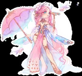 Sea Glass Fairy | Fairy Vials