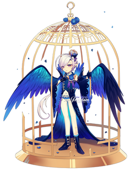 [OPEN]Wings of Freedom   Fairy Vials