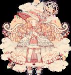 Dewdrop Angel | Fairy Vials
