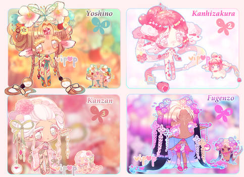[AB added!] Cherry Blossom Phiors | 002