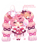 26 Sugar Sweet Harmony | Fairy Vials