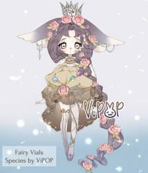 The 'Big, Bad' Wolf   Fairy Vials