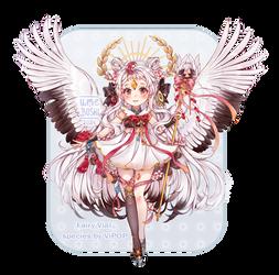 The Crane Wife   Fairy Vials