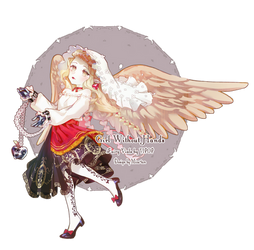 Girl Without Hands   Fairy Vials