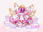 PinkPuff Usagi | Piyupi