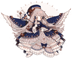Mermaid Of The Sky   Fairy Vials