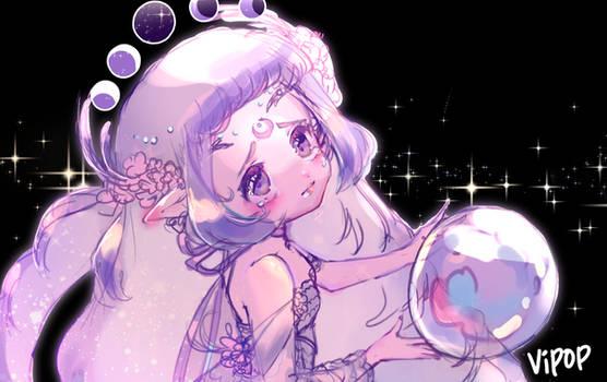 Selene   Fairy Vials