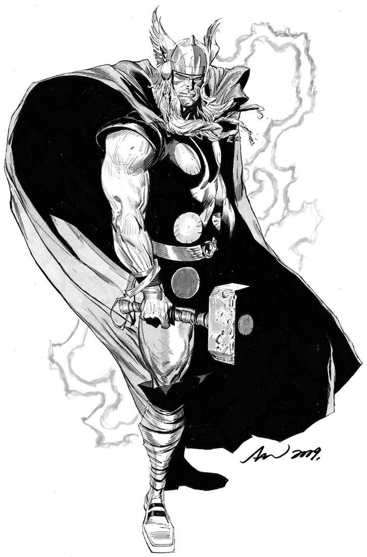 Thor by arttan