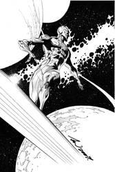 Silver surfer2 by arttan