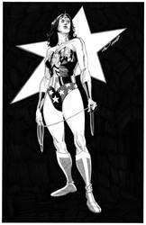 Wonder women by arttan