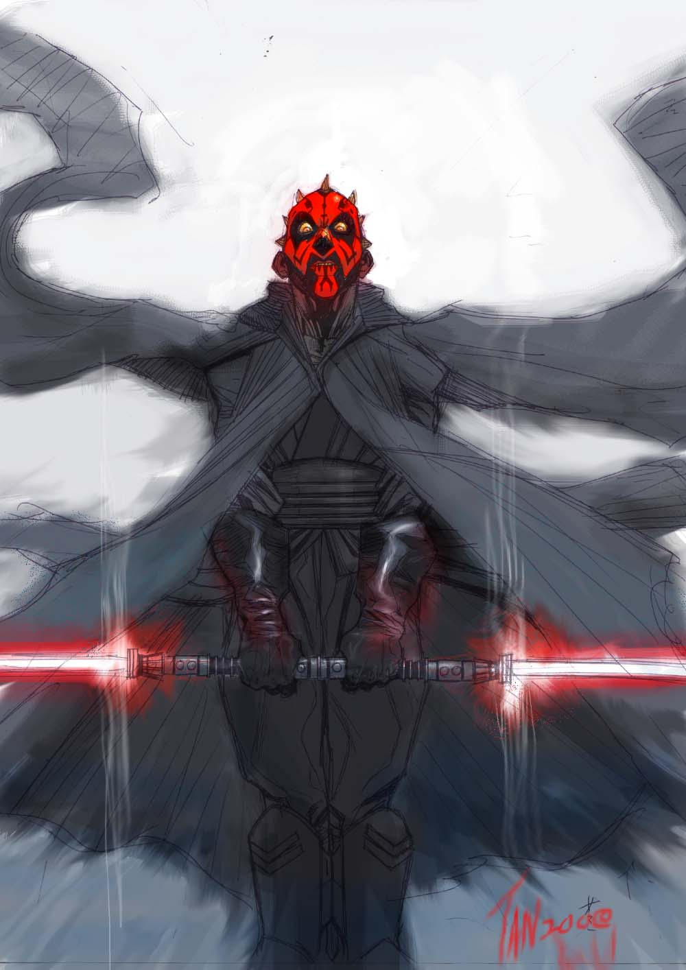 Darkmaul by arttan