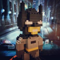 Batman - friend of mine by Tiorion-ua
