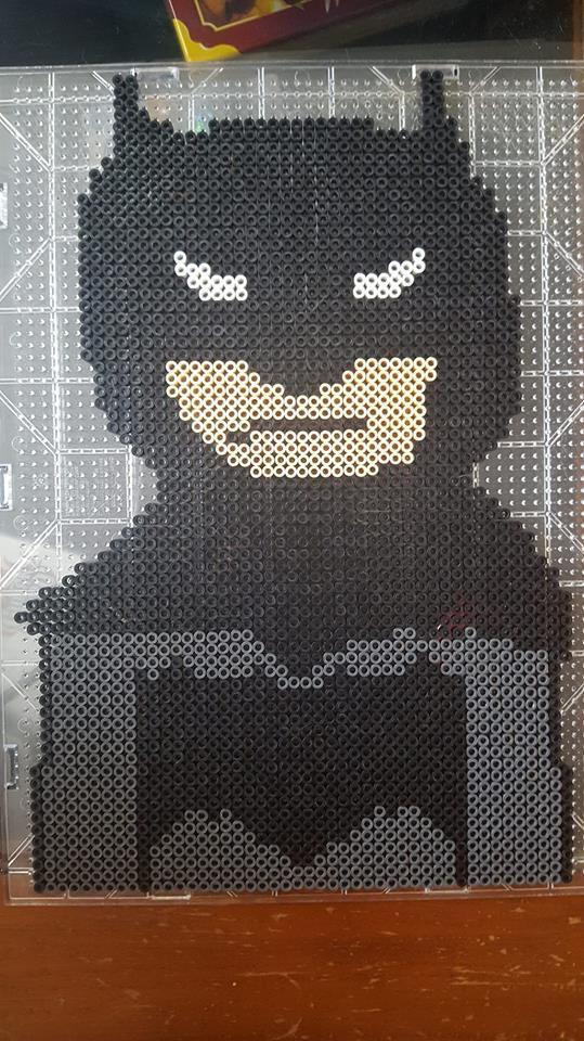 batman by perlerannie   (Commisiion)