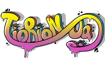 Commisiion  Graffiti By Timetraveler15