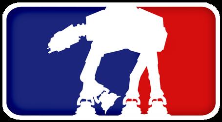 Star Wars Major League Series: AT-AT by MaxMVP