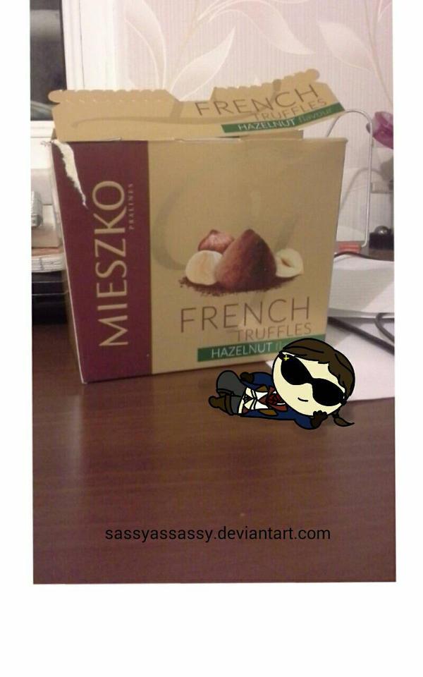 French truffle B| by SassyAssassy