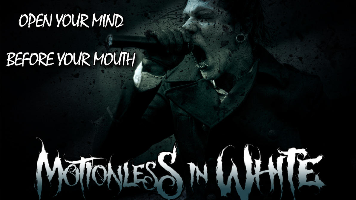 Motionless in White - Chris Cerulli Edit 3 by KobaaaL on ...