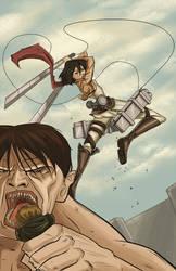 AOT Mikasa