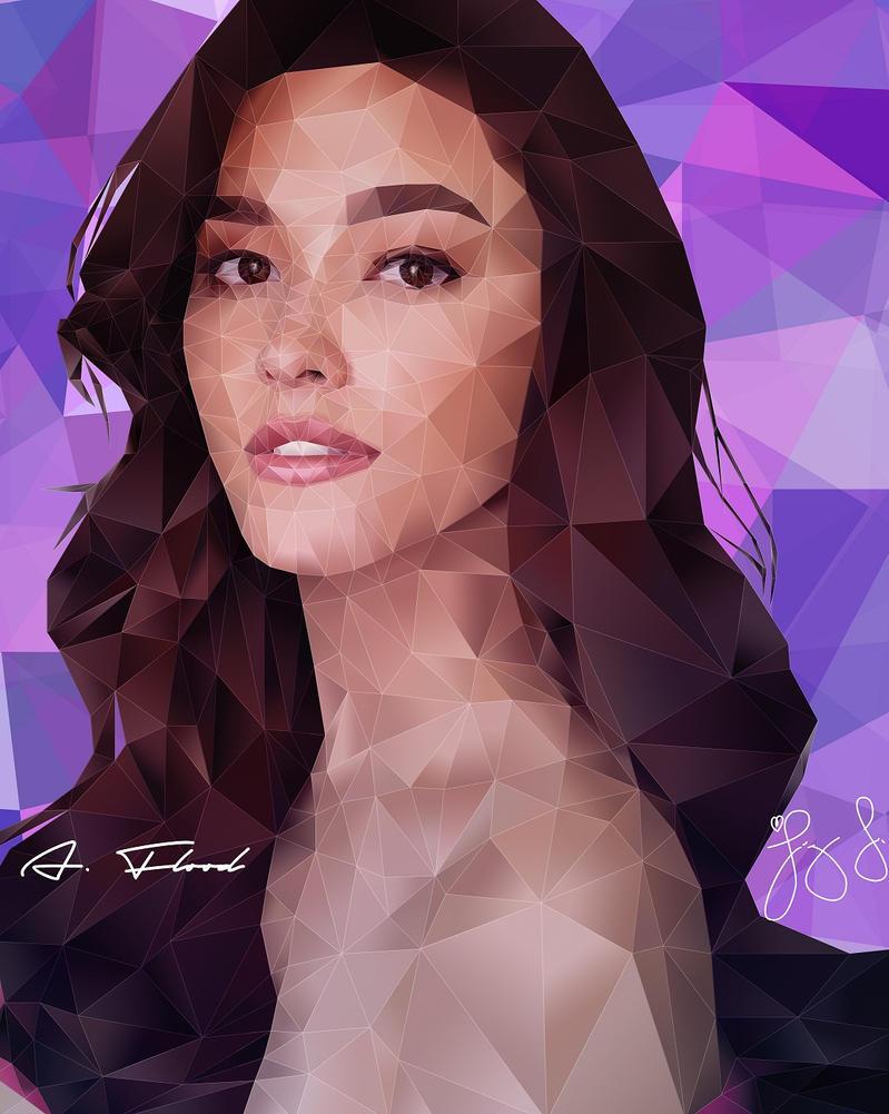 Liza Soberano by Nawledge