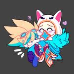 Urgot is also a star guardian o.o by BonniieArt