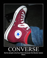 Converse by Wolverinegal