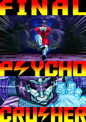FINAL SPYCHO CRUSHER by rbl3d