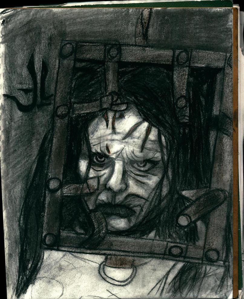 The Jackal - Thir13en Ghosts by unknown-artist23