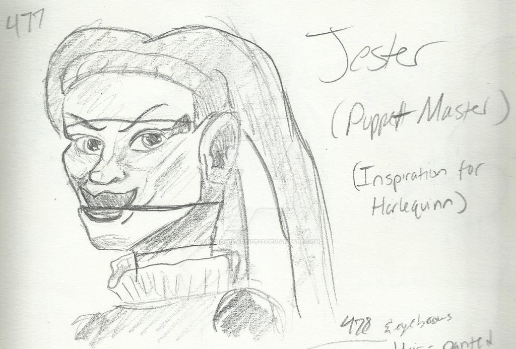 Jester by unknown-artist23