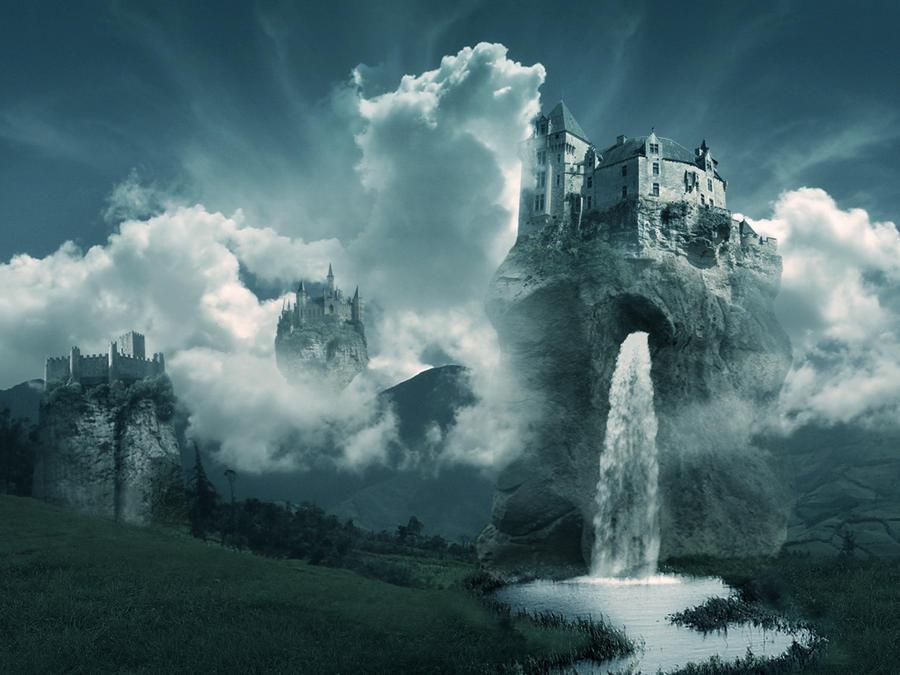Magical Land II By Kosak94