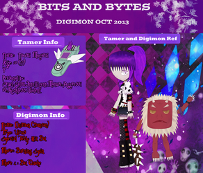 Bits and Bytes App - Naomi And Onimon (Duncan)