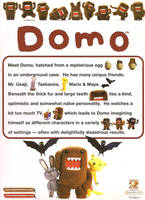The Tale of Domo by Spasm101