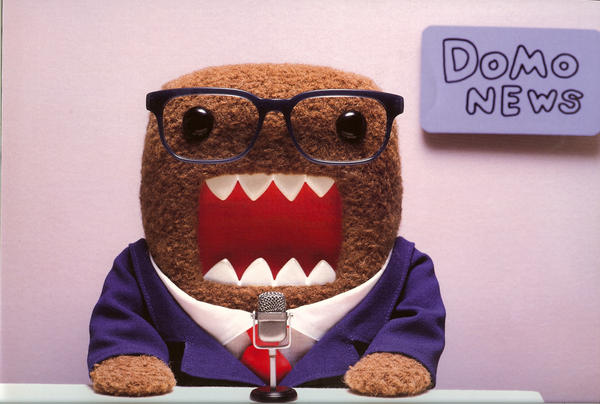 Domo News Report by Spasm101