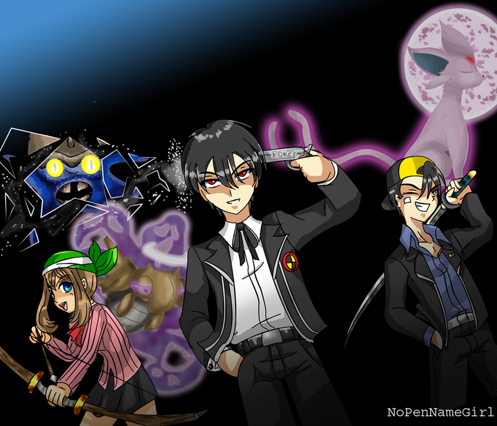 TPP: Twitch Plays... PERSONA?!? by NoPenNameGirl