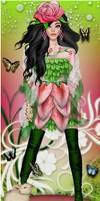 Blooming Cutie by divachix