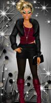 Casual Lady by divachix
