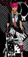 Skater Chic! by divachix