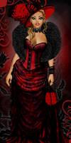 Victorian Diva by divachix
