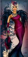 Mystical Fashion by divachix