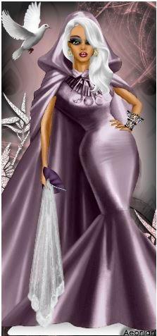 Lady Hood Edgy