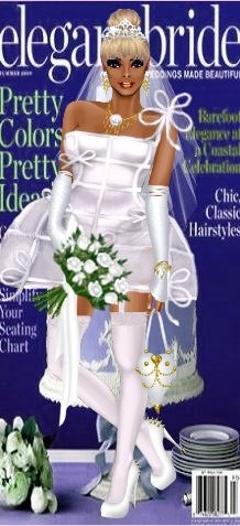 Couture Bride by divachix