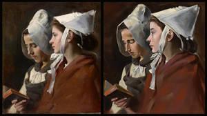 Master Study- Elizabeth Nourse