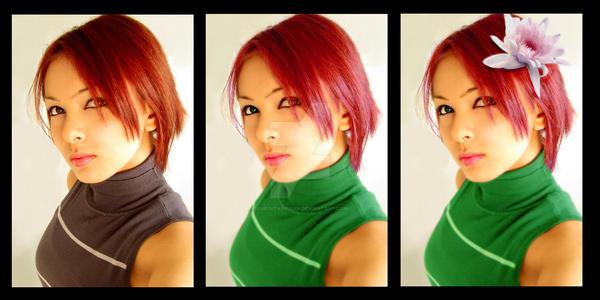 Three by Kurisitaru-San