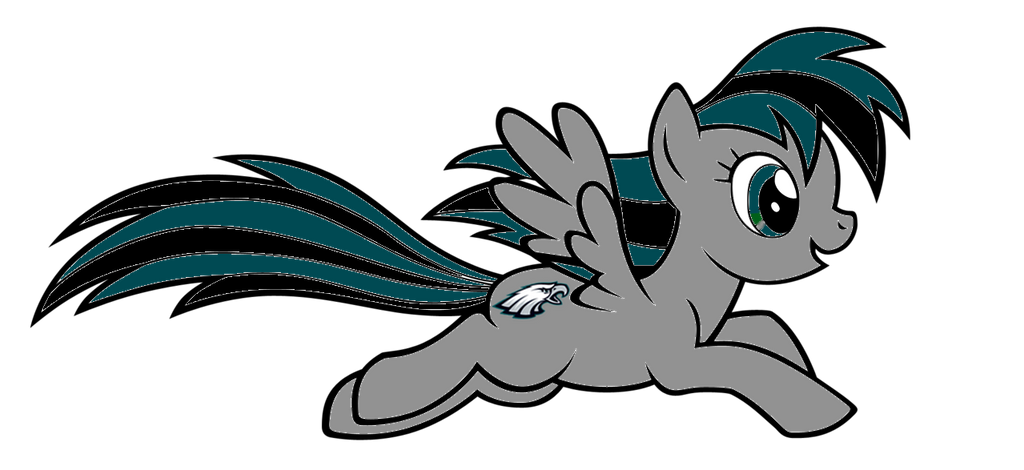 philadelphia eagles my little pony by pillowninja99 on deviantart rh pillowninja99 deviantart com philadelphia eagles clipart free philadelphia eagles clip art free