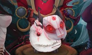 League of Legends CONTEST: Bloodmoon Poro