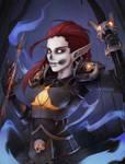 Katana Bloodmist (Commission)