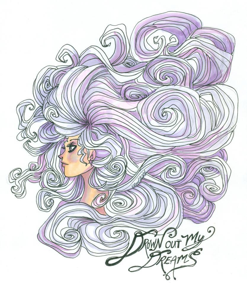 Drown out my Dreams by CrayolaSquirrel