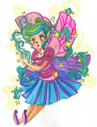 Fairy Dust by CrayolaSquirrel