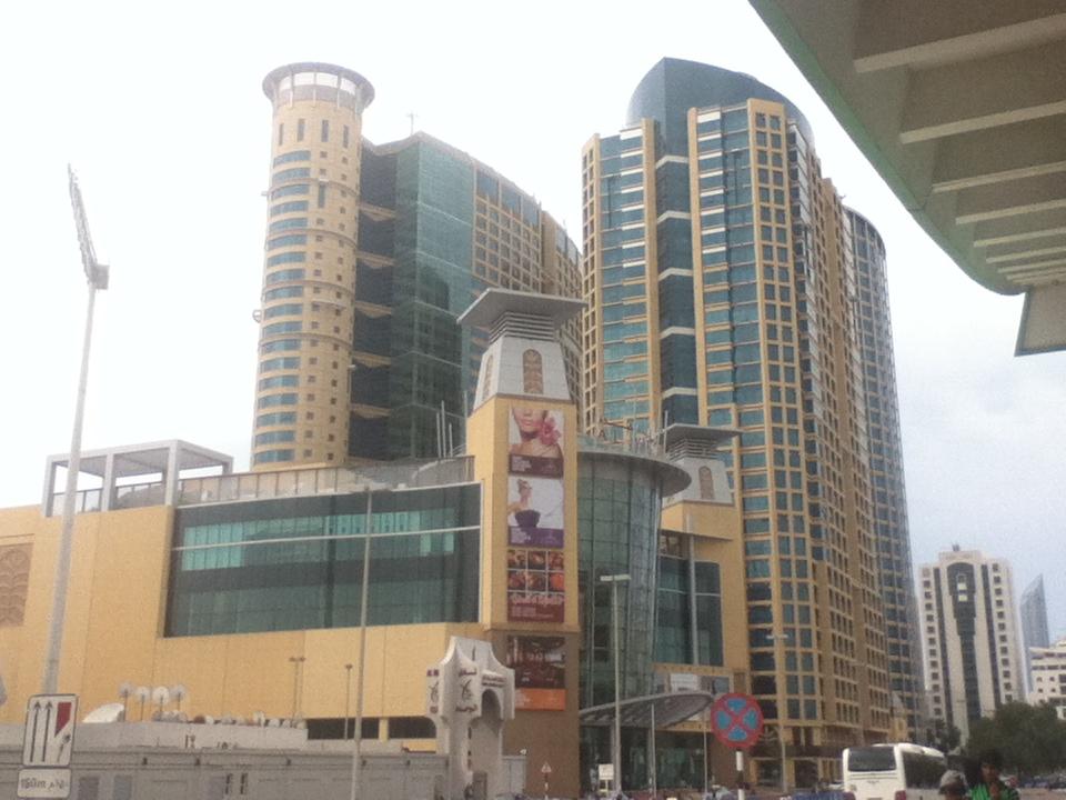 Al Wahda Mall - Abu Dhabi by Wolfess19 on DeviantArt