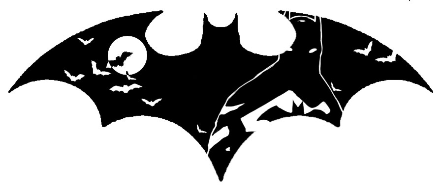 Batman tattoo by lizzy9046 on deviantart for Batman logo tattoo
