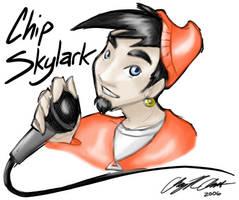 Chip Skylark by lizzy9046